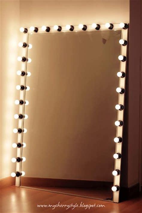 17 best ideas about diy vanity mirror on pinterest