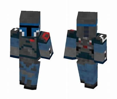 Mandalorian Death Warrior Minecraft Skin Skins Superminecraftskins