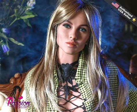 valerie type a 155cm blond petite sex love doll mannequin