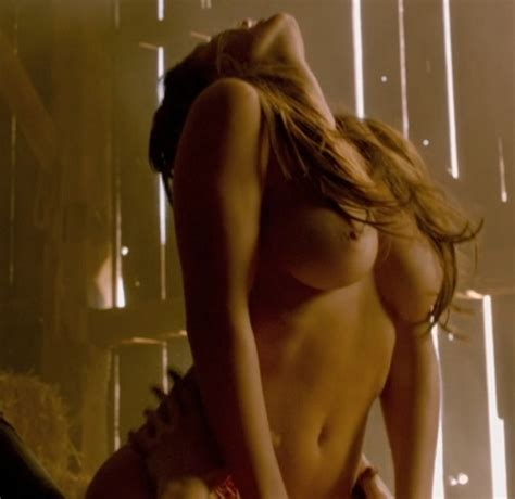 Merritt Patterson Nude Sex Scene In Wolves