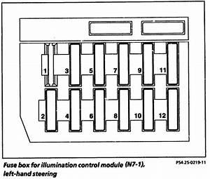 Fuse Box Diagram On 1998 Mercedes E430 : 2001 e320 mercedes brake lights do not work car stops ~ A.2002-acura-tl-radio.info Haus und Dekorationen