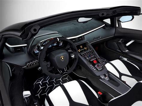 lamborghini aventador svj roadster interior lamborghini media center aventador svj roadster interiors details