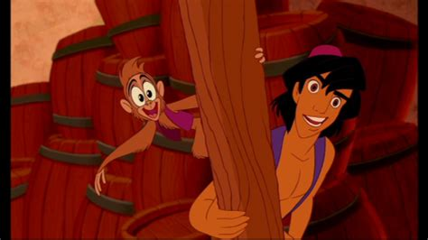 Stay Toon'd, Aladdin 1992