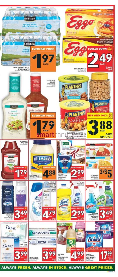 basics of cuisine food basics canada flyer july 21 to 27 food basics flyer
