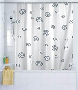 Duschvorhang 180 X 220 : wenko duschvorhang schnecke 180 x 200 cm waschbar online kaufen otto ~ Eleganceandgraceweddings.com Haus und Dekorationen