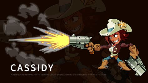 cassidy  gnash wallpapers brawlhalla