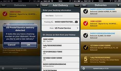 iphone tracking app best package tracking iphone apps