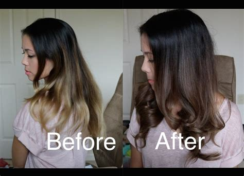 How To Darken An Ombré With Wella Demi Permanent Hair Dye