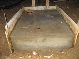 Wärmepumpe Selber Bauen : schalung vom fundament entfernt wir bauen dann mal ein haus ~ Buech-reservation.com Haus und Dekorationen