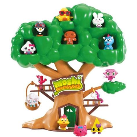 Buy  Ee  Moshi Monsters Ee   Moshling  Ee  Treehouse Ee   From Our Playground