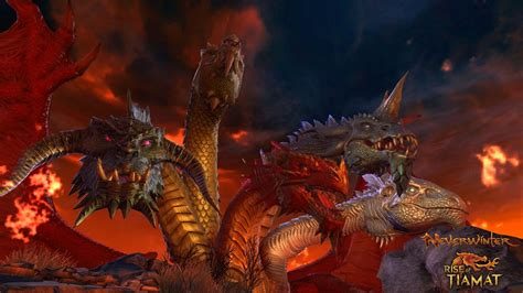 neverwinter mmo brings rise  tiamat expansion  xbox
