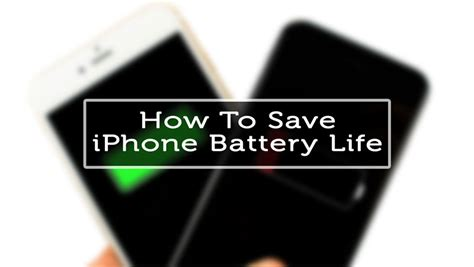 save battery iphone 6 march 2016 the bindery blog Save