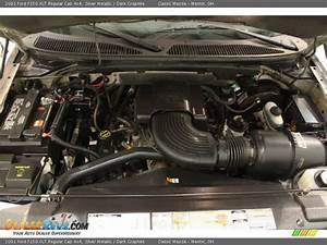 2001 Ford F150 Xlt Regular Cab 4x4 4 6 Liter Sohc 16