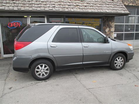 Buick Rendezvous Transmission Problems by 2003 Buick Rendezvous For Sale In Council Bluffs Ia 506038