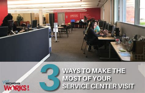 Www Mitalent Org Resume by Three Ways To Make The Most Of Your Service Center Visit