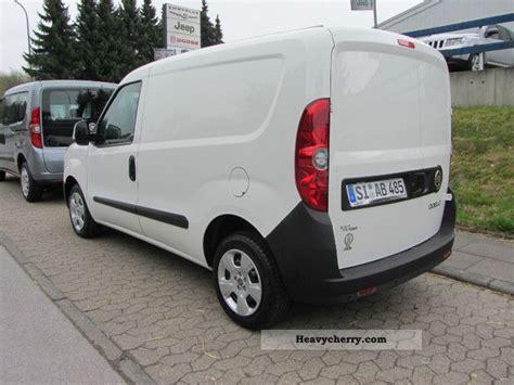 Fiat Doblo Cargo 1.6 Multijet Sx Van 2012 Box-type