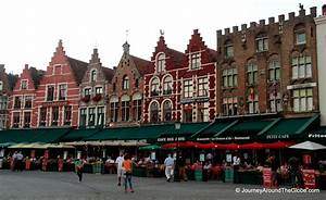 A Flemish city in Belgium – Brugge | Journey Around The Globe