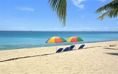 Beach Umbrella Umbrellas Prices Tips Sand Background