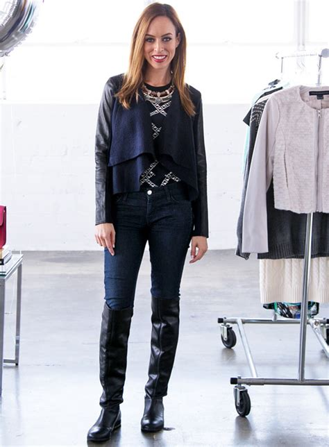 Sydne Style How Wear Over The Knee Boots Fashion Video