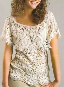 Crochet Top Blouse Pattern Diagrams Pdf