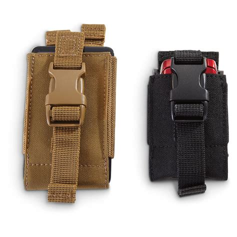 2 pk of 5 11 tactical 174 small cell phone cases