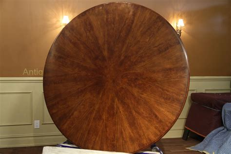 66 inch round table expandable round walnut dining table formal traditional