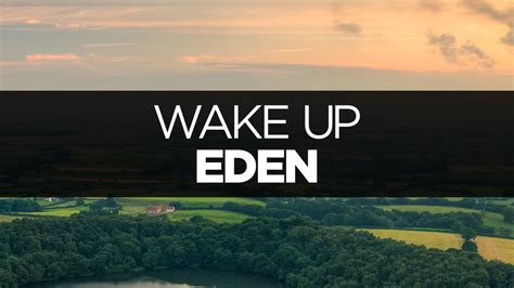 [LYRICS] EDEN  Wake Up YouTube