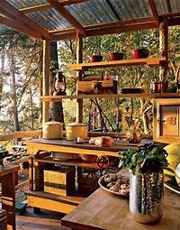 magnificent rustic outdoor kitchen ideas Rustic outdoor kitchen designs