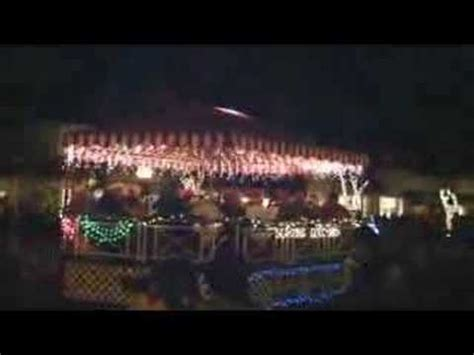 los altos festival of lights ye olde towne band float festival of lights parade youtube
