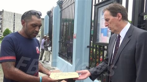 Petition letter submitted to UK Foreign office – FBC News