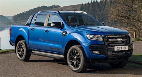 Ford Ranger Wildtrak X Is Like A Declawed Raptor Carscoops