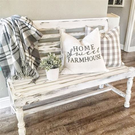 Nook Bench by Best 25 White Bench Ideas On Pinterest Benches Diy