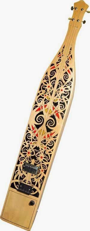 Lulung adalah alat musik yang terbuat dari bambu. Sampe alat musik tradisional Suku Dayak di Kalimantan ~ Semua tentang Musik