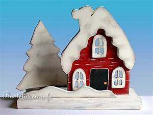 Basteln Mit Holz Weihnachten : laubs gearbeit basteln mit holz weihnachten h tte basteln ~ Whattoseeinmadrid.com Haus und Dekorationen