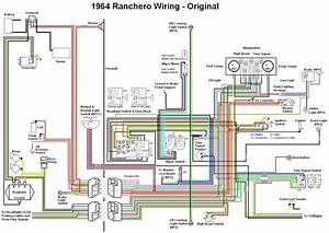 1973 Ranchero Electrical Wiring Diagrams Ford