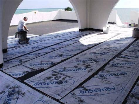 impermeabilizzare terrazze impermeabilizzare le terrazze senza demolire