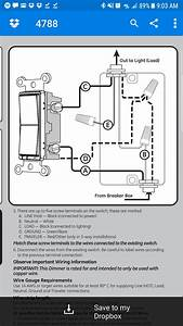 Alternate Wiring Diagram For Ge Z-wave Dimmer - Devices  U0026 Integrations