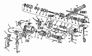 33 Milwaukee Drill Parts Diagram