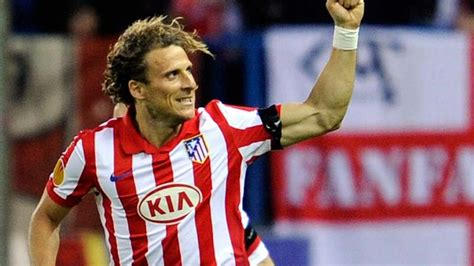Forlan happy at Atletico | Football News | Sky Sports