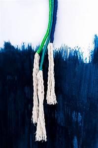 Frühjahrsdeko Selber Machen : diy wanddeko im fiber rainbow stil selber machen diy blog aus dem rheinland ~ Frokenaadalensverden.com Haus und Dekorationen