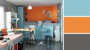Quelle Couleur De Peinture Pour Une Chambre : quelle couleur pour une chambre d ado m6 deco chambre clara pinterest ~ Dallasstarsshop.com Idées de Décoration