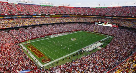 fedex field  receive  million  renovations