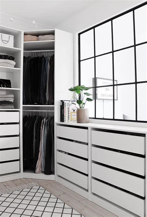 Ikea Besta Closet by Furniture Creative And Functional Ikea Closet Design 2017