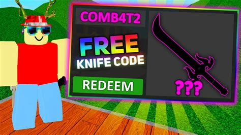 If you enjoy murder mystery 2, surely you don't want to miss out on any freebies that will make you look good in the game. Murder Mystery 2 - New Free Knife Code! (2020) - Watchclip.net