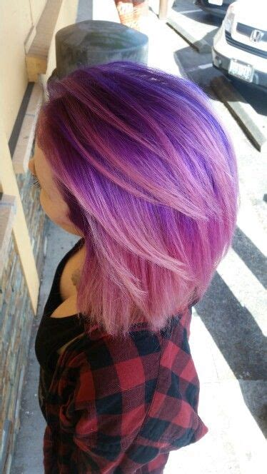 what hair color fits me i my new hair colors fits me so well purple