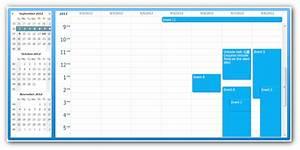 Css - Event Calendar