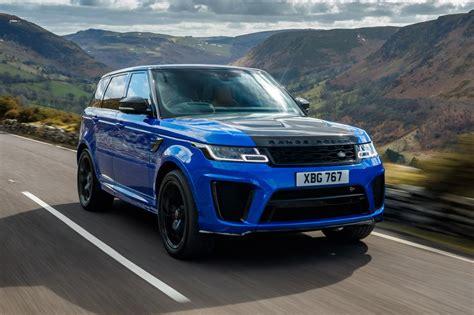 range rover sport svr  review pictures auto