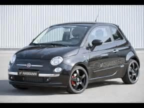 Fiat 500 Tuning by Tuning Club 2008 Hamann Sportivo Fiat 500