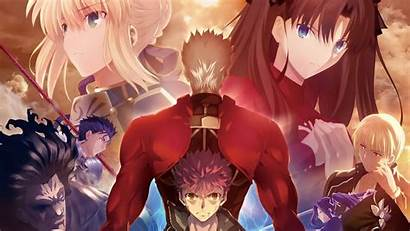 Unlimited Blade Works Fate Stay Night Anime