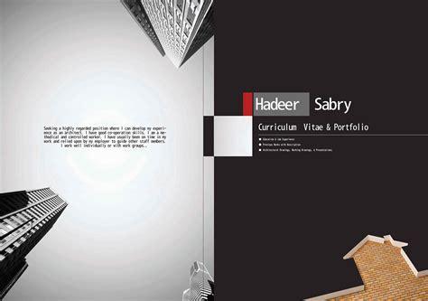 12772 architecture cover page design hadeer sabry architect s portfolio on behance